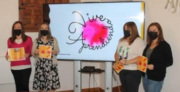 Educación presenta 'Vive aprendiendo', un proyecto innovador dirigido al desarrollo personal y profesional de adultos