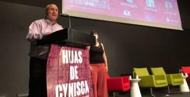 El Centro de Congresos acoge la presentación del documental 'Hijas de Cynisca' que denuncia la desigualdad del deporte femenino