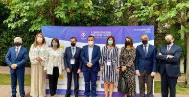 El concejal de Recursos Humanos inaugura en Elche el II Congreso Nacional de Derecho de Empresa que aborda los retos empresariales en la postpandemia