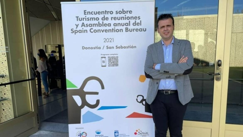 Elx fa una aposta clara i decidida pel turisme de congressos en l'assemblea de 'Spain Convention Bureau'