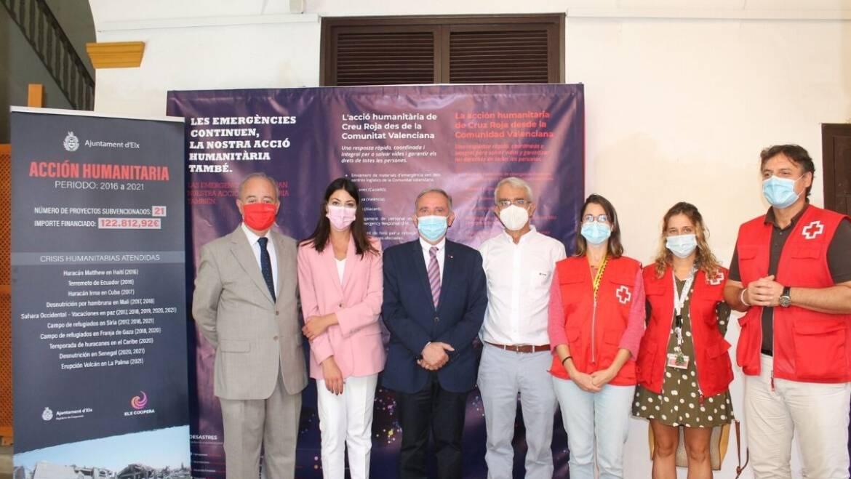 Les Clarisses acull 'Acció Humanitària', una exposició per a descobrir la cooperació internacional en situacions d'emergència