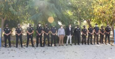 El alcalde afirma en la presentación de la Unidad Rural de la Policía Local que se continuará invirtiendo recursos para fortalecer la seguridad en el campo