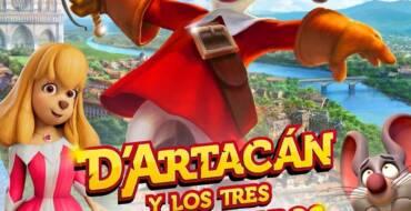 D'ARTACAN Y LOS TRES MOSQUEPERROS