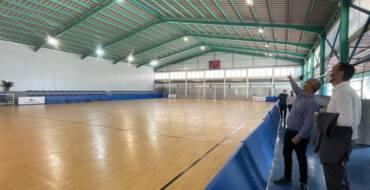 El Ayuntamiento de Elche finaliza la remodelación y modernización del Polideportivo de Carrús